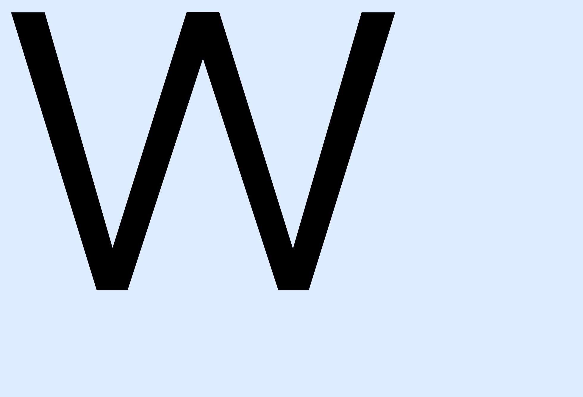 Wallop Medium (detail)