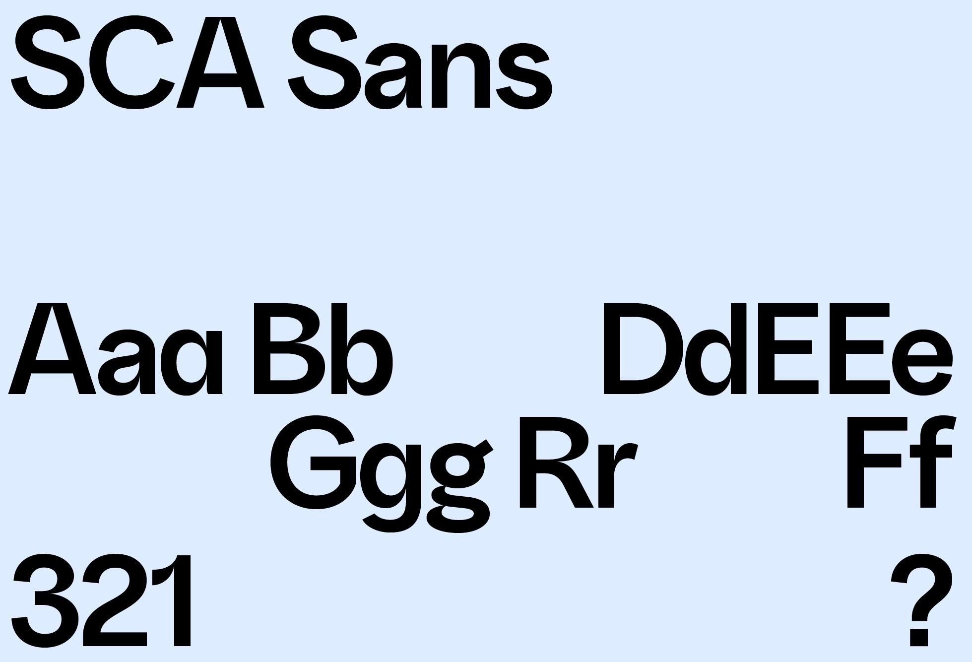 DP SCA Sans Specimen FK4