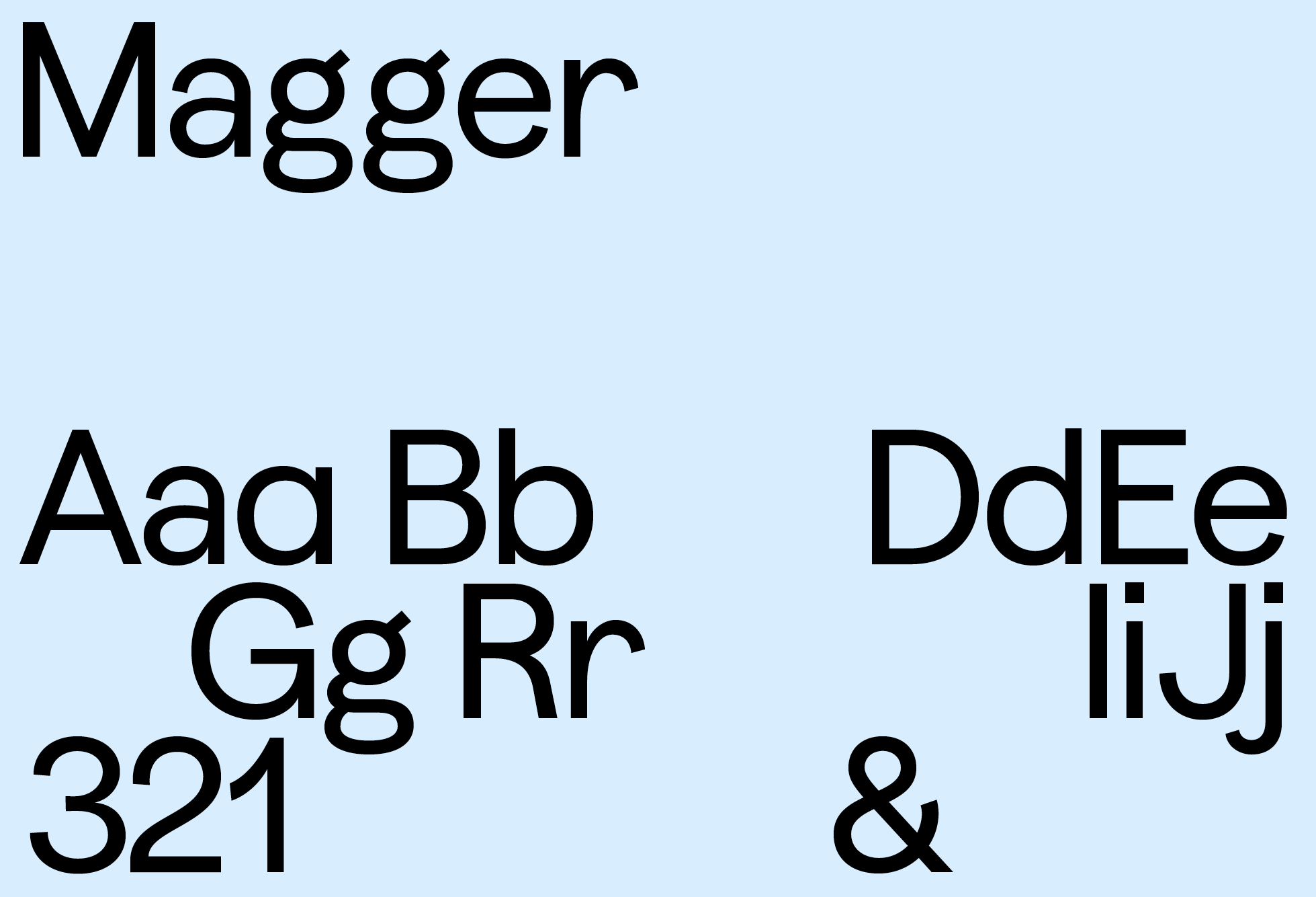 DP GHMP Fonts 6
