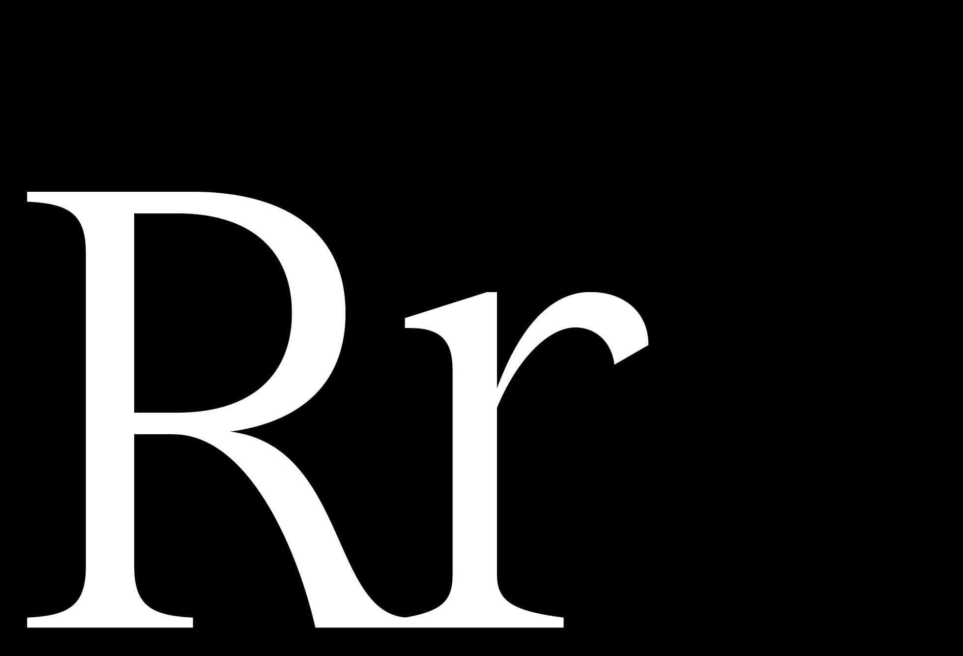 Recklegg (Selected glyphs)