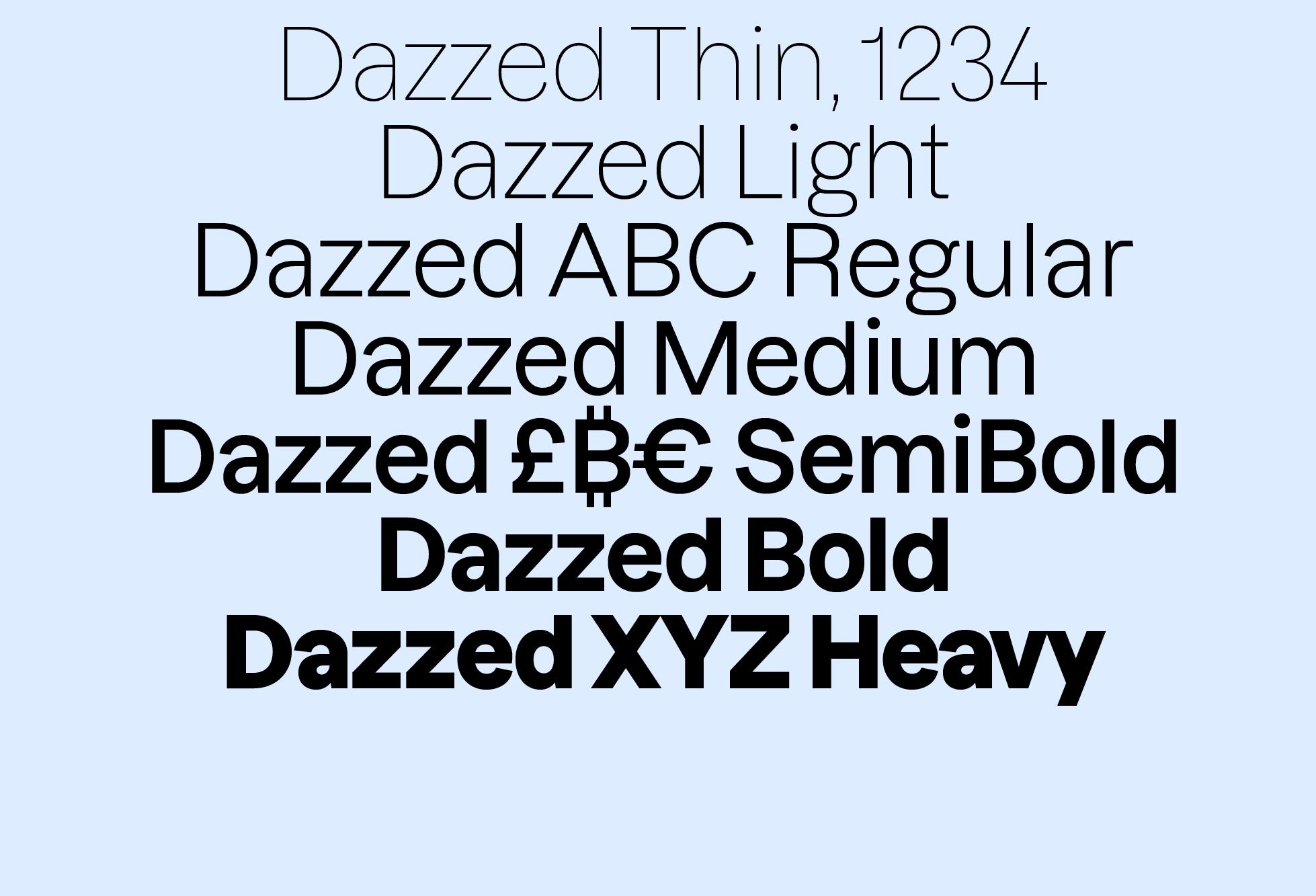 DP Dazzed 8